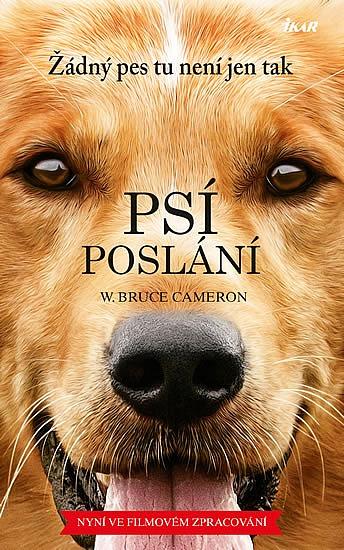 Výsledek obrázku pro psí poslání kniha