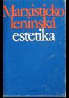 Marxisticko-leninská estetika