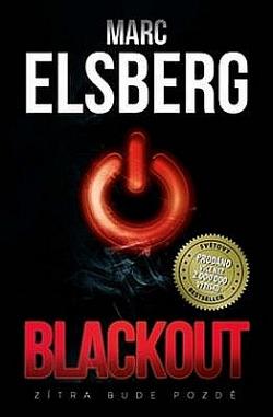 Blackout - Zítra bude pozdě obálka knihy