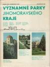 Významné parky Jihomoravského kraje