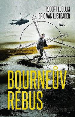 Bourneův rébus obálka knihy