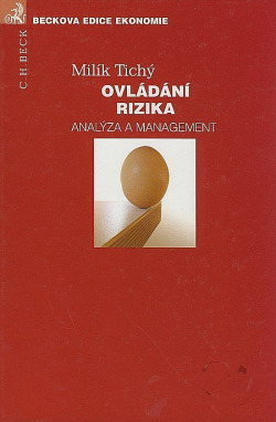 Ovládání rizika - analýza a management obálka knihy