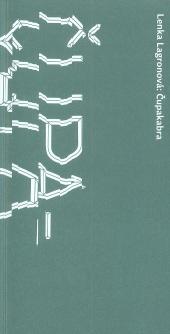 Čupakabra obálka knihy