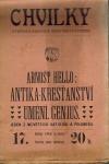 Antika - Křesťanství - Umění - Genius