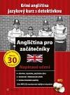 Angličtina pro začátečníky - napínavé učení obálka knihy