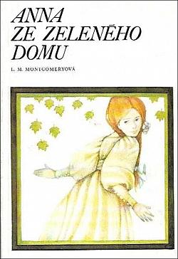 Anna ze Zeleného domu obálka knihy
