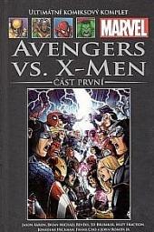Avengers vs. X-Men, část 1. obálka knihy