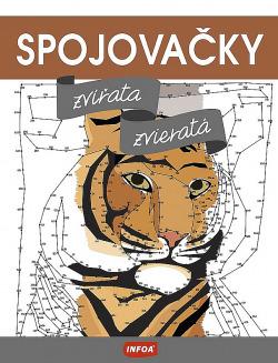 Spojovačky: Zvířata / Zvierata obálka knihy