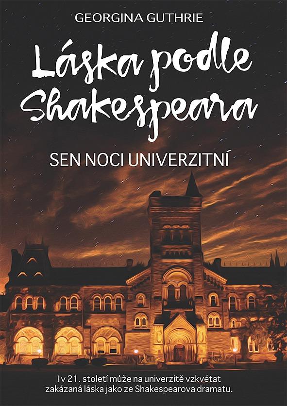 Výsledek obrázku pro sen noci univerzitní kniha
