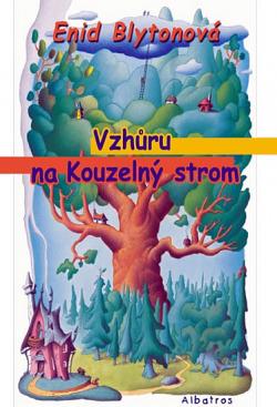 Vzhůru na kouzelný strom obálka knihy