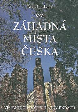 Záhadná místa Česka obálka knihy