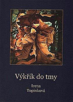 Výkřik do tmy obálka knihy