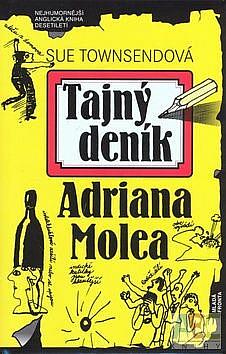 Výsledek obrázku pro tajný deník adriana molea
