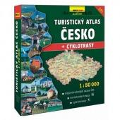 Turistický atlas Česko 1:50000
