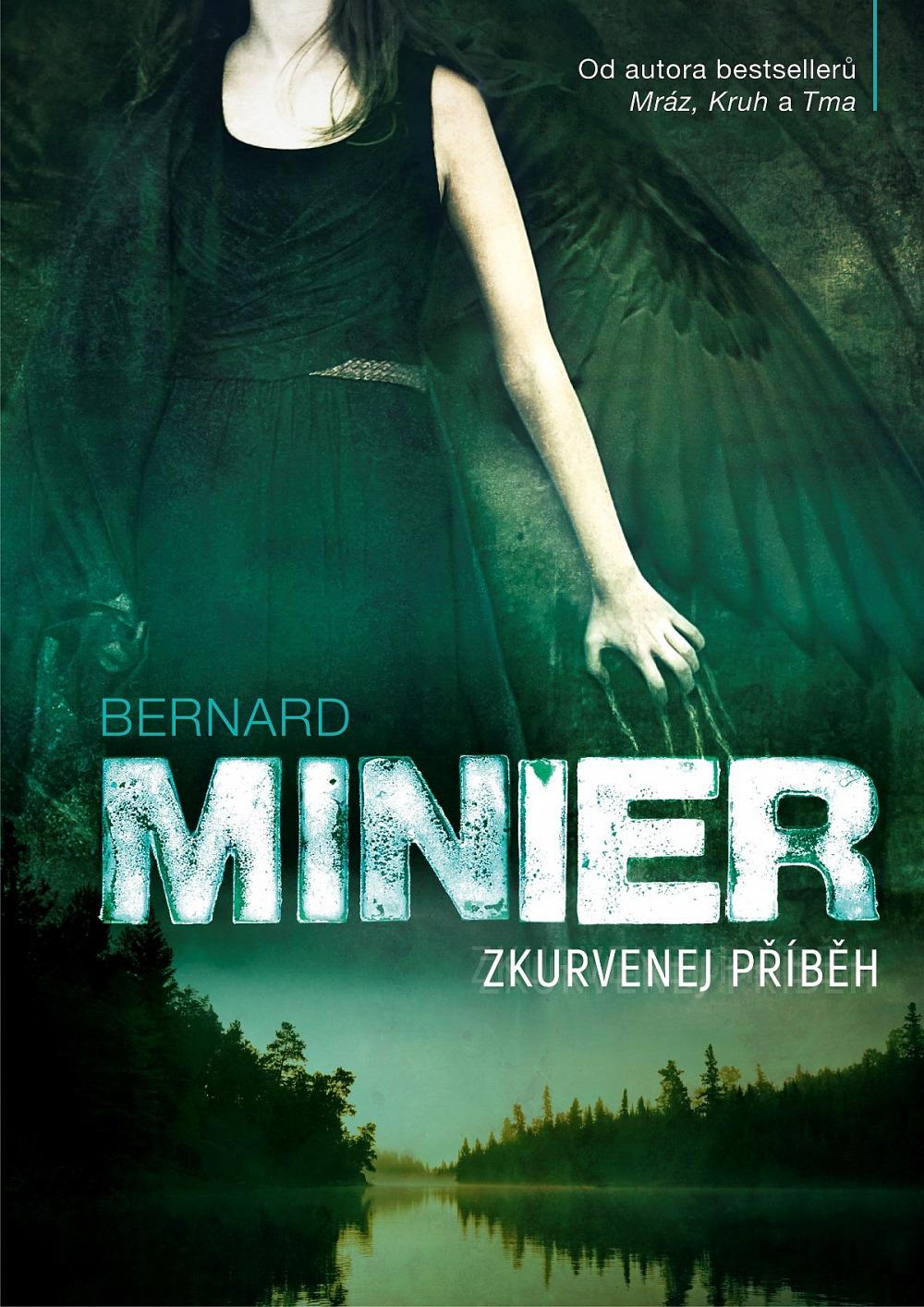 Kniha Tma (Bernard Minier)