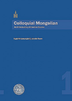 Colloquial Mongolian: an introductory intensive course obálka knihy