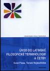 Úvod do latinské filosofické terminologie a četby