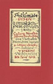 Tři písně Antonína Koniáše. Píseň o mukách pekelných obálka knihy