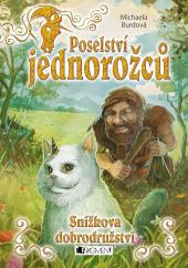 Poselství jednorožců – Snížkova dobrodružství obálka knihy
