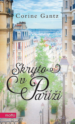 Skryto v Paříži obálka knihy
