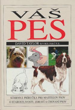 Váš pes obálka knihy