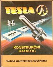 Konstrukční katalog - Pasivní elektronické součástky obálka knihy