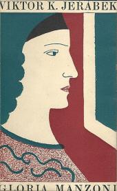 Gloria Manzoni obálka knihy