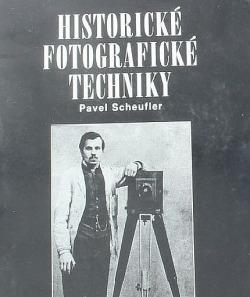 Historické fotografické techniky obálka knihy
