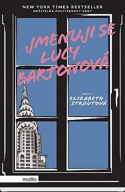 Jmenuji se Lucy Bartonová obálka knihy