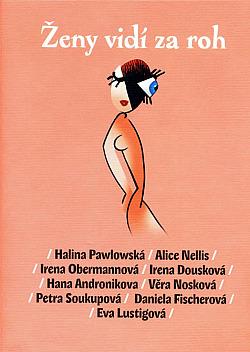Ženy vidí za roh obálka knihy