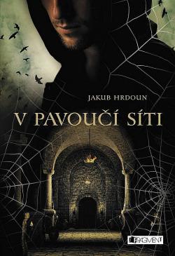 V pavoučí síti obálka knihy