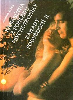 Kámasútra z pohledu psychotroniky obálka knihy