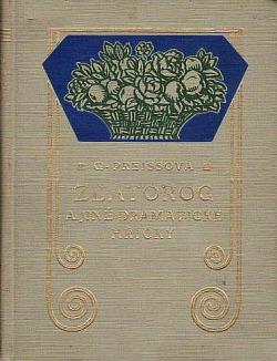 Zlatorog a jiné dramatické hříčky obálka knihy