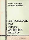 Meteorologie pro piloty závěsných kluzáků