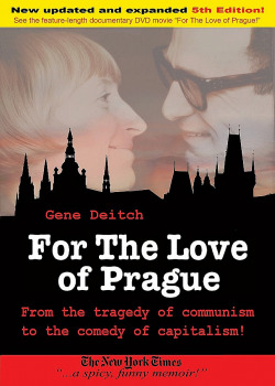 For the love of Prague obálka knihy