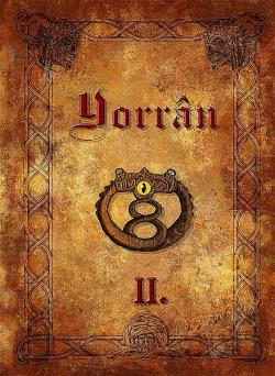 Yorrân II.: Psanec / Údolím stínů obálka knihy