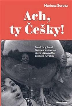 Ach, ty Češky! obálka knihy