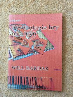 Psychologie hry na klavír obálka knihy