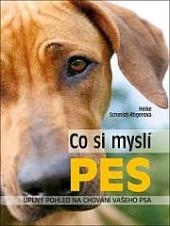 Co si myslí pes obálka knihy