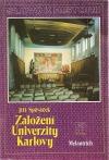 Založení Univerzity Karlovy
