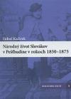 Národný život Slovákov v Pešťbudíne v rokoch 1850-1875