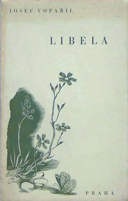 Libela obálka knihy