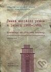 Česká sociální práce v letech 1968-1989, Rozvedeno na příkladu Ostravy