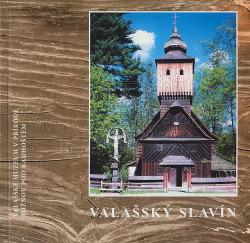 Valašský Slavín obálka knihy