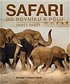 Safari od rovníku k pólu obálka knihy