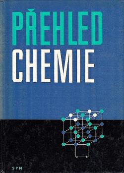 Přehled chemie v heslech, příkladech a tabulkách obálka knihy