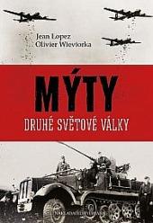 Mýty druhé světové války obálka knihy