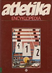 Atletika - encyklopédia obálka knihy