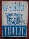 Ve službách Thalie, České divadlo ochotnické I. díl