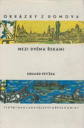 Mezi dvěma řekami. Návštěva v Polabí obálka knihy